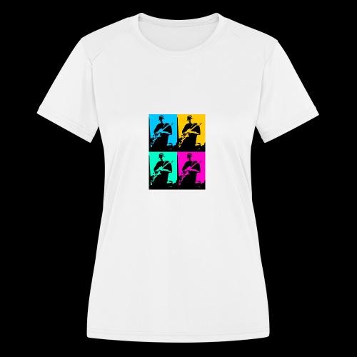 LGBT Support - Women's Moisture Wicking Performance T-Shirt