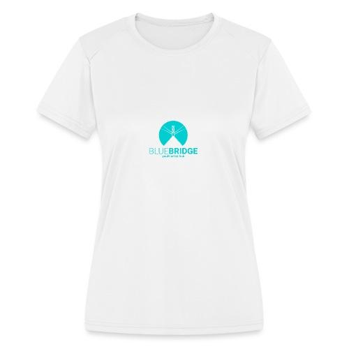 Blue Bridge - Women's Moisture Wicking Performance T-Shirt