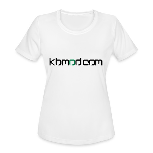 kbmoddotcom - Women's Moisture Wicking Performance T-Shirt