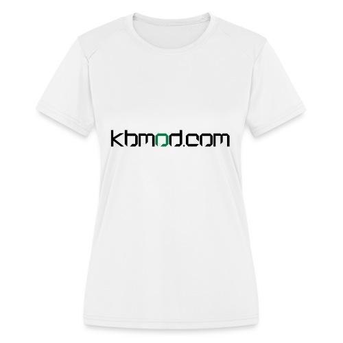 kbmoddotcom - Women's Moisture Wicking Performance T-Shirt