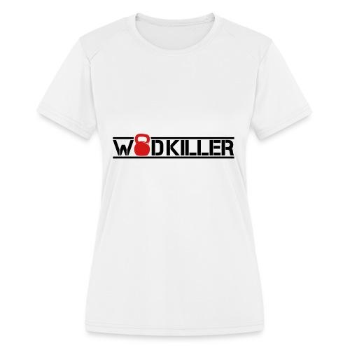 WOD - Women's Moisture Wicking Performance T-Shirt