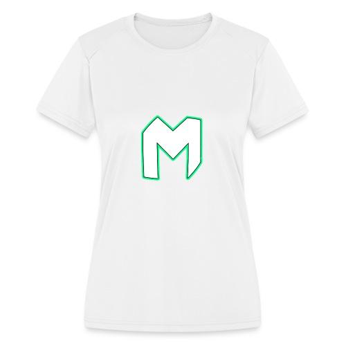 Player T-Shirt | Dash - Women's Moisture Wicking Performance T-Shirt