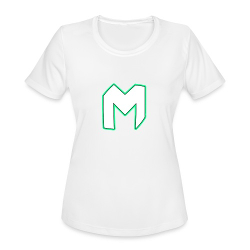 Player T-Shirt | Lean - Women's Moisture Wicking Performance T-Shirt