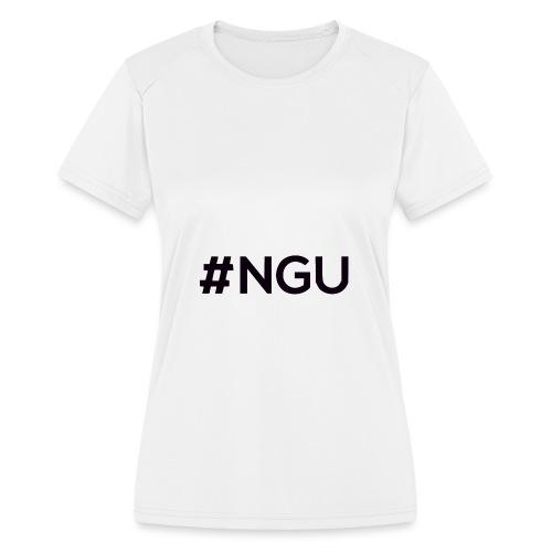 logo 11 final - Women's Moisture Wicking Performance T-Shirt