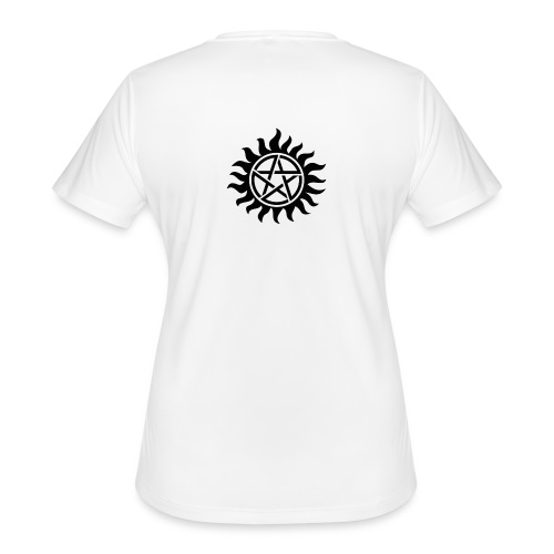 Supernatural Tattoo - Women's Moisture Wicking Performance T-Shirt