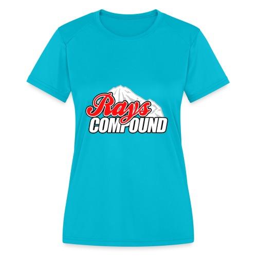 Rays Compound - Women's Moisture Wicking Performance T-Shirt