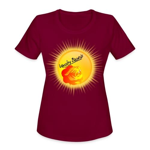 LoyaltyBoardsNewLogo 10000 - Women's Moisture Wicking Performance T-Shirt