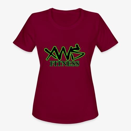 XWS Fitness - Women's Moisture Wicking Performance T-Shirt