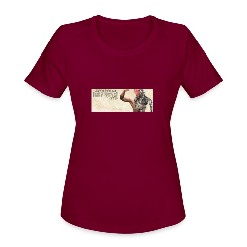 IMG_0418 - Women's Moisture Wicking Performance T-Shirt