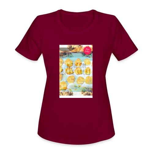 Best seller bake sale! - Women's Moisture Wicking Performance T-Shirt