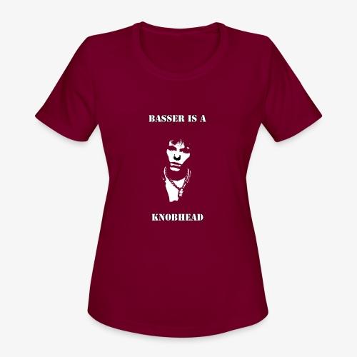 Basser Design - Women's Moisture Wicking Performance T-Shirt