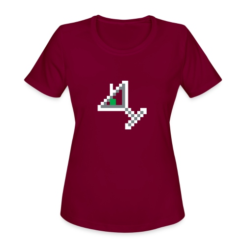 item martini - Women's Moisture Wicking Performance T-Shirt