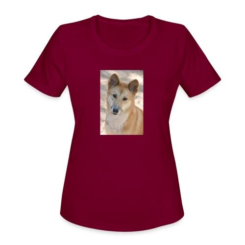 My youtube page - Women's Moisture Wicking Performance T-Shirt
