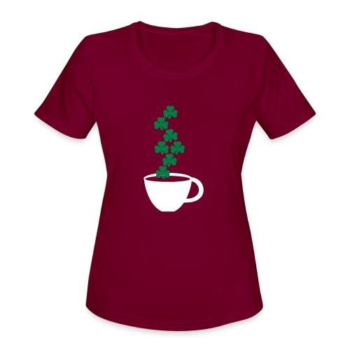 irishcoffee - Women's Moisture Wicking Performance T-Shirt