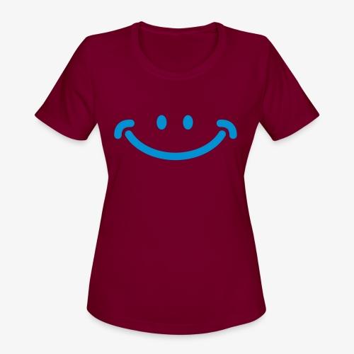 Happy Mug - Women's Moisture Wicking Performance T-Shirt