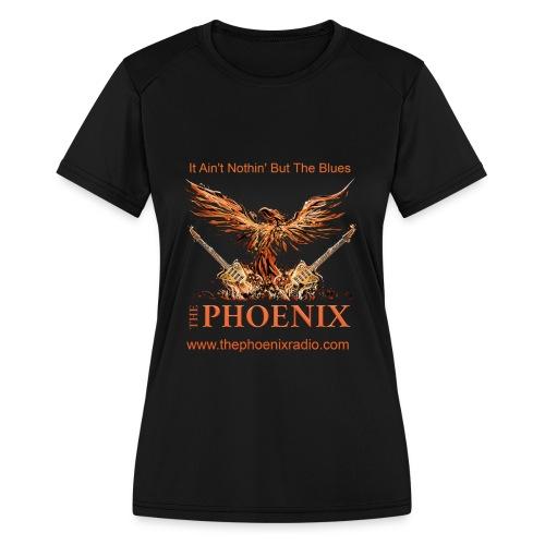 The Phoenix Radio - Women's Moisture Wicking Performance T-Shirt