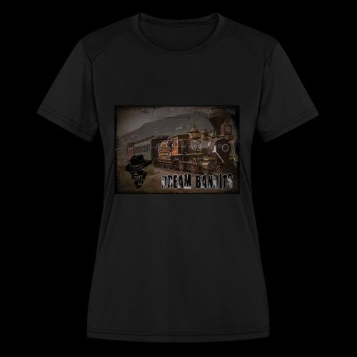 Dream Bandits Vintage SE - Women's Moisture Wicking Performance T-Shirt