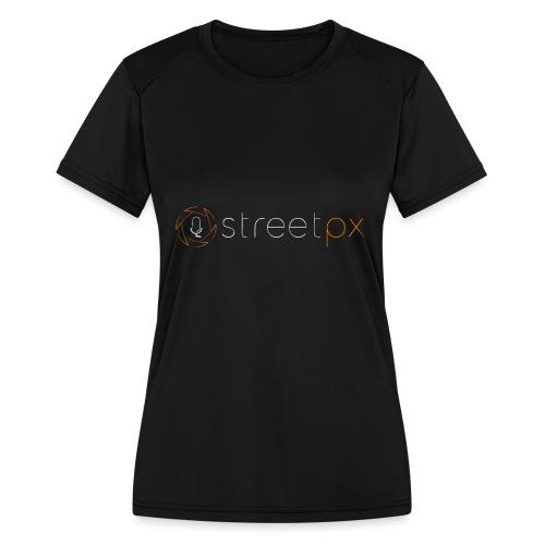 Urban Explorer StreetPX Logo - Women's Moisture Wicking Performance T-Shirt