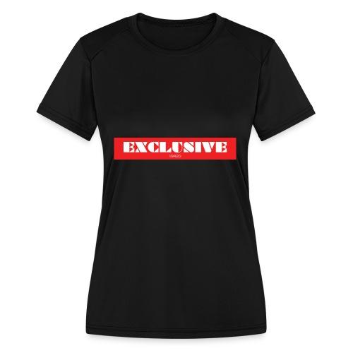 exclusive - Women's Moisture Wicking Performance T-Shirt