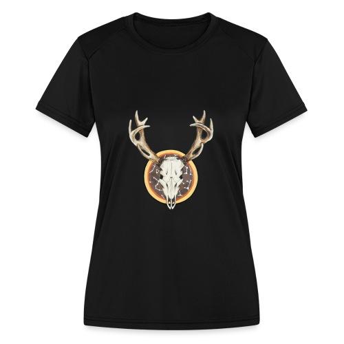 Death Dearest - Women's Moisture Wicking Performance T-Shirt