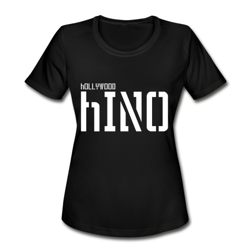 Industrial Logo - Women's Moisture Wicking Performance T-Shirt
