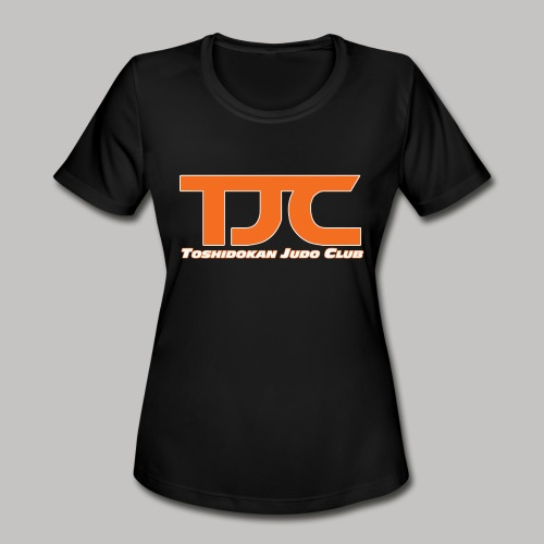 TJCorangeBASIC - Women's Moisture Wicking Performance T-Shirt