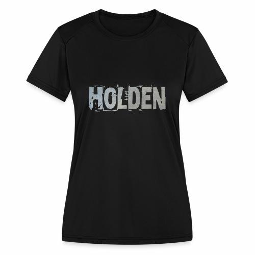 Holden - Women's Moisture Wicking Performance T-Shirt