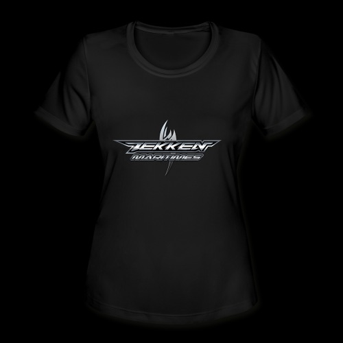 Tekken Maritimes Logo transparent - Women's Moisture Wicking Performance T-Shirt