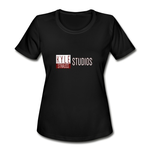 Logo - Women's Moisture Wicking Performance T-Shirt