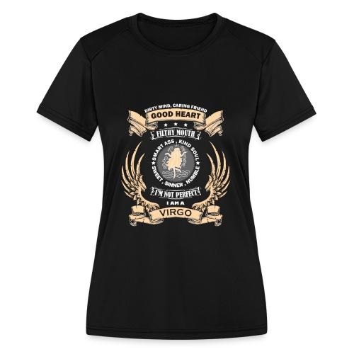 Zodiac Sign - Virgo - Women's Moisture Wicking Performance T-Shirt