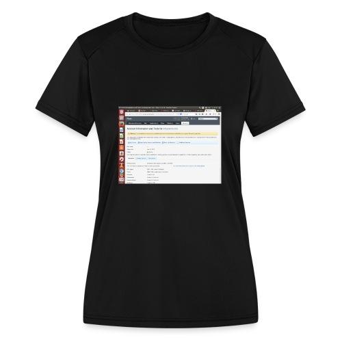 Screenshot from 2016 09 07 02 14 53 - Women's Moisture Wicking Performance T-Shirt