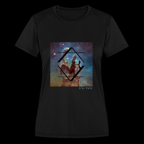Afor Shirt Volk V1 - Women's Moisture Wicking Performance T-Shirt