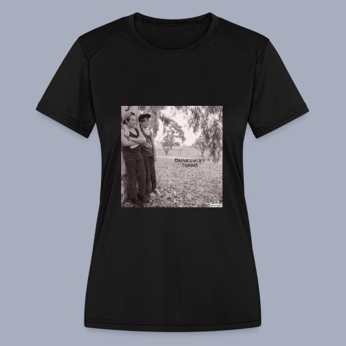 dunkerley twins - Women's Moisture Wicking Performance T-Shirt
