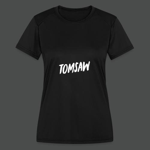 Tomsaw NEW - Women's Moisture Wicking Performance T-Shirt