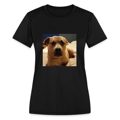 Linus1 - Women's Moisture Wicking Performance T-Shirt