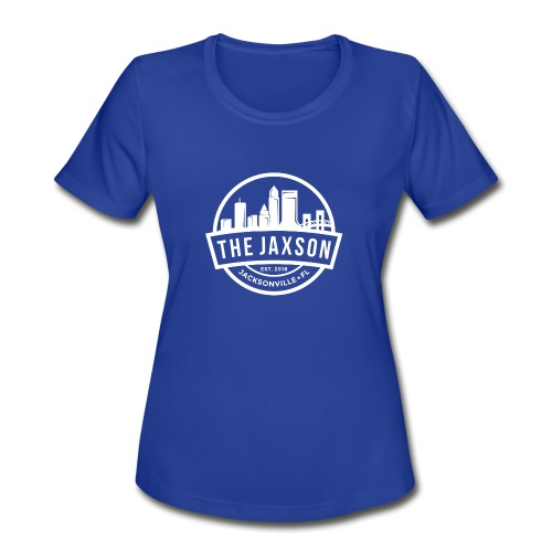 The Jaxson Light - Women's Moisture Wicking Performance T-Shirt