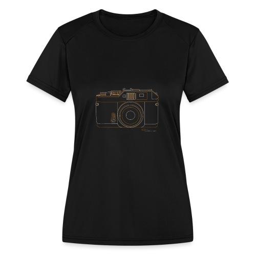Bessa R - Women's Moisture Wicking Performance T-Shirt