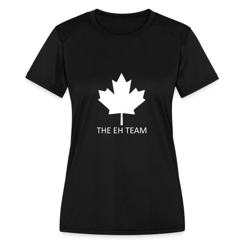 The EH Team - Women's Moisture Wicking Performance T-Shirt