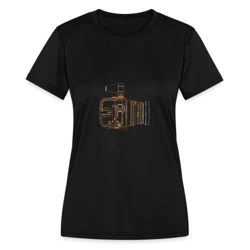 GAS - Hasselblad SWC - Women's Moisture Wicking Performance T-Shirt