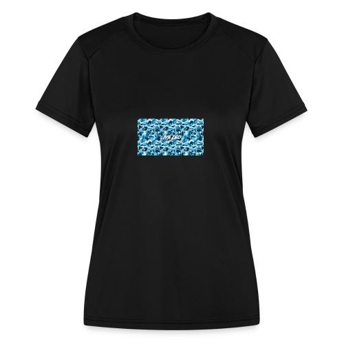 Iyb leo bape logo - Women's Moisture Wicking Performance T-Shirt