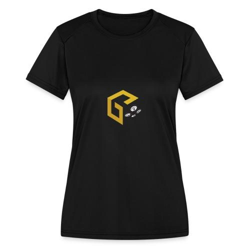 GeoJobe UAV - Women's Moisture Wicking Performance T-Shirt