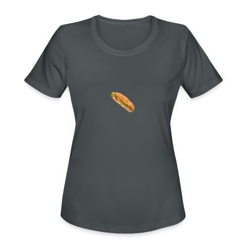 Sandwich - Women's Moisture Wicking Performance T-Shirt