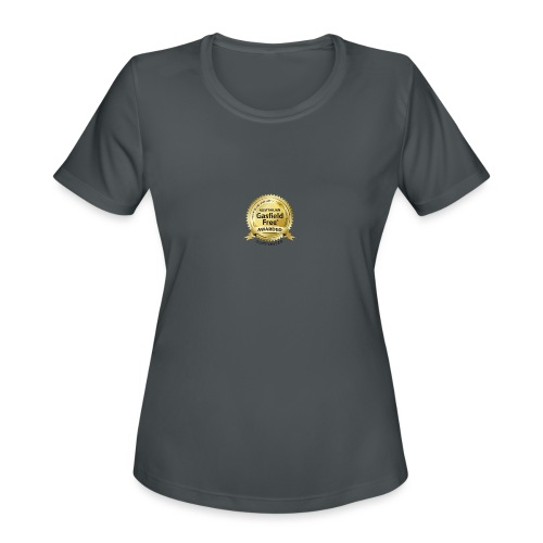 Supporters Collection - Women's Moisture Wicking Performance T-Shirt