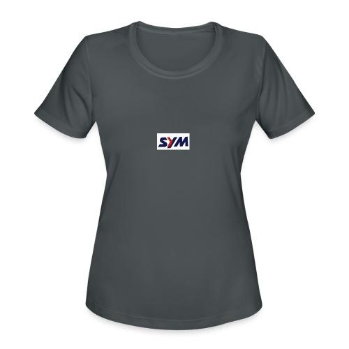 download_-7- - Women's Moisture Wicking Performance T-Shirt