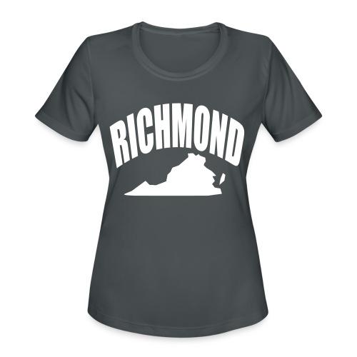 RICHMOND - Women's Moisture Wicking Performance T-Shirt
