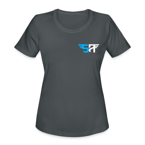Swift Alliance - Women's Moisture Wicking Performance T-Shirt