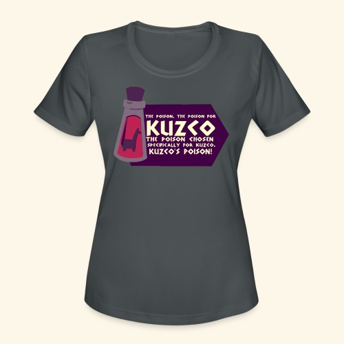 kuzco - Women's Moisture Wicking Performance T-Shirt