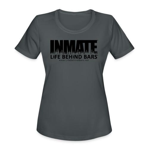 INMATE SmallCanvas - Women's Moisture Wicking Performance T-Shirt