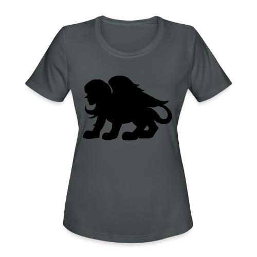poloshirt - Women's Moisture Wicking Performance T-Shirt