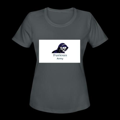 savage hoddie - Women's Moisture Wicking Performance T-Shirt